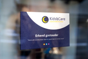 Kids&Care Sticker