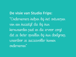 Visie van Studio Frips