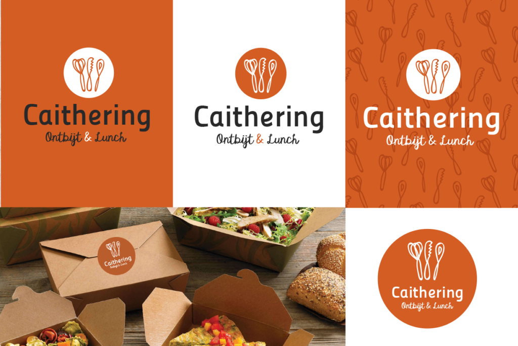 Logo ontwerpen Caithering