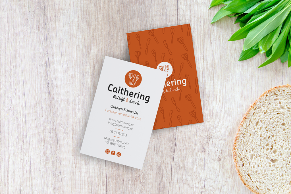 Visitekaartjes Caithering