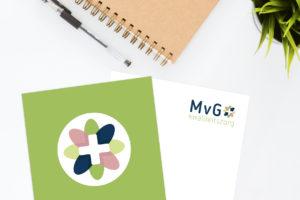 Logo voor MvG kwaliteitszorg