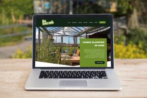 Webdesign de Kas InN